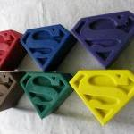 Superman or Supergirl Emble..